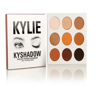 Dear Deer Kylie Eyeshadow Palette - The Bronze Palette | Kyshadow Kit