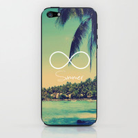 Forever Summer Vintage iPhone & iPod Skin by RexLambo | Society6
