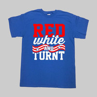 Fourth Of July Shirt July 4th Shirt Drinking T Shirt USA Shirt 4th Of July TShirt American Flag Red White And Blue Mens Ladies Tee - SA1110