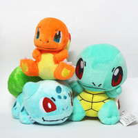 Pokemon Go Plush Soft Stuffed Dolls