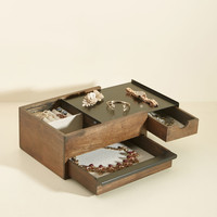 Varied Treasure Jewelry Box | Mod Retro Vintage Decor Accessories | ModCloth.com