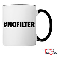 NOFILTER Coffee & Tea Mug