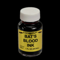 """Blood"" Red Ink 1 oz"