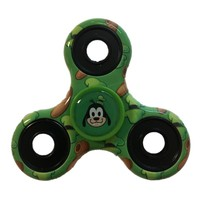 Goofy Disney Emoji Three Way Diztracto Printed Fidget Hand Spinner