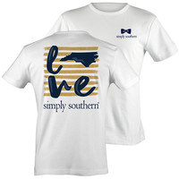 "Simply Southern ""North Carolina Gold"" T-shirt"