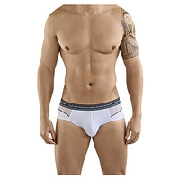 Clever 5361 Nectar Piping Briefs Color White