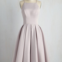 Beloved and Beyond Dress in Lilac | Mod Retro Vintage Dresses | ModCloth.com