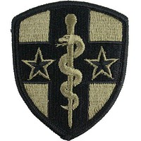 USAR Medical Command OCP (Scorpion) Patch