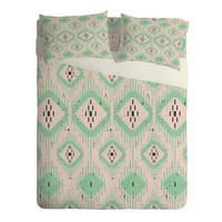 Holli Zollinger Talulah Ikat Sheet Set Lightweight
