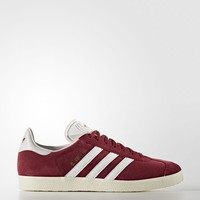 adidas Gazelle Shoes - Red | adidas US