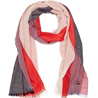 4 Color Scarf - Accessories - Womens - Armani Exchange