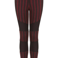 Stripe Panel Skinny Trousers - Trousers - Clothing - Topshop