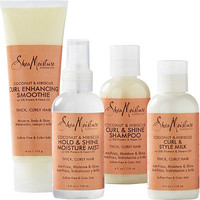 SheaMoisture Online Only Coconut & Hibiscus Kit