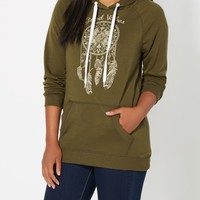 Good Vibes Dreamcatcher Hoodie | Hoodies | rue21