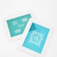 UrbanOutfitters.com > Card-Making Screen - Set of 2