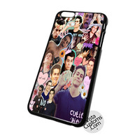 Dylan O'Brien Teen Wolf Collage Cell Phones Cases For Iphone, Ipad, Ipod, Samsung Galaxy, Note, Htc, Blackberry