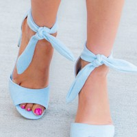 All Tied Up Heels | Monday Dress