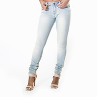 Oliver Light Wash Skinny Denim Pants