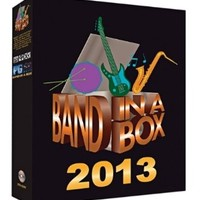 Band-in-a-Box Pro 2013