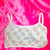 SWEET LORD O'MIGHTY! LIL FLOWERCHILD BRALET