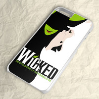 Wicked Musical Broadway iPhone 6 Case