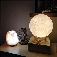 3D Original Moon Lamp
