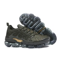 2018 Nike Air VaporMax Plus TN Cargo Khaki | 924453-300 Sport Running Shoes - Best Online Sale
