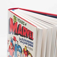 75 Year of Marvel Comics: From The Golden Age to the Silver Screen
