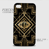 Great Gatsby Logo 3D Cases for iPhone 4,4S, iPhone 5,5S, iPhone 5C, iPhone 6, iPhone 6 Plus, iPod 4, iPod 5, Samsung Galaxy Note 4, Galaxy S3, Galaxy S4, Galaxy S5, BlackBerry Z10 phone case design
