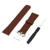 Classic Genuine Leather Watch Band Strap + Tool For Apple Watch 38mm *$