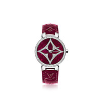 Products by Louis Vuitton: Tambour Monogram Star 33MM