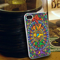 Grateful Dead and Dancing Bears iPhone 4/4s/5/5s/5c and Samsung Galaxy s3/s4/s5