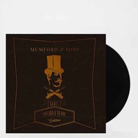MUMFORD AND SONS - The Road to Red Rocks LP + CD + DVD + Book- Assorted One