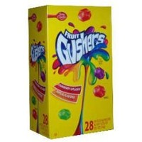 Fruit Gushers Variety Pack ( 28 Pouches)