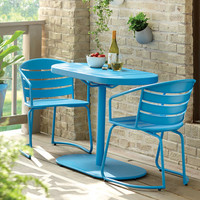 Zipcode™ Design Harlan 3 Piece Bistro Set