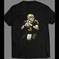 DREW BREES BLACK OUT FOOTBALL INSPIRED SHIRT