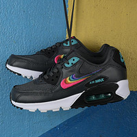 "Nike Air Max 90 ""BETRUE"" Light grey/black/colorful"