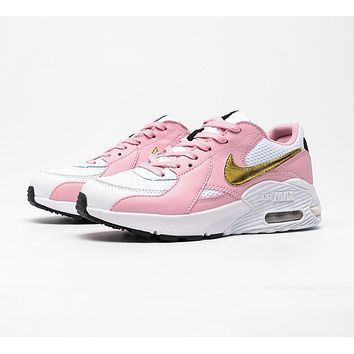 Nike Air Max Excee 90 Nike winter new ladies casual flat sports breathable running shoes
