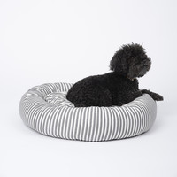 Sweater Stripe Snuggler Bed