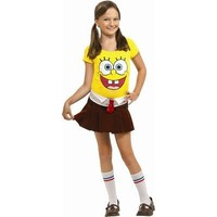 SpongeBob Squarepants Spongebabe Costume