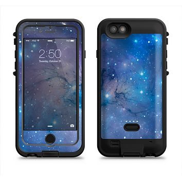 The Blue & Purple Mixed Universe  iPhone 6/6s Plus LifeProof Fre POWER Case Skin Kit