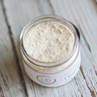 Soothing Oatmeal Cleansing Grains - Gentle Face Scrub - Mild Face Cleanser - Soothing Face Mask - Oatmeal Face Mask - Face Wash