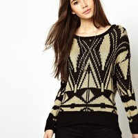 Knit High Low