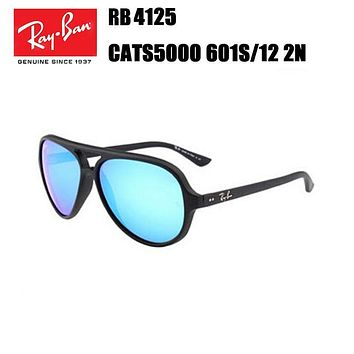 Ray-Ban RB4125 CATS5000 601S/17 2N Flash Lens