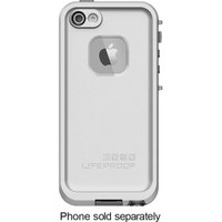 LifeProof - Case for Apple® iPhone® 5 - White