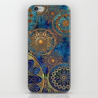 time; iPhone & iPod Skin by Pink Berry Patterns