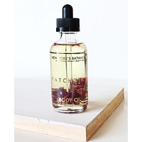 Essential- Patchouli Body Oil