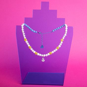 Pearl Hot 'n Happy Necklace