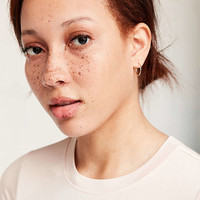 Seoul Little X UO 18k Gold Large Hoop Earring - Urban Outfitters