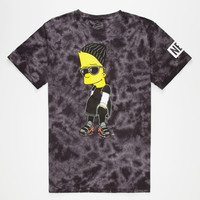 NEFF x The Simpsons Steezy Mens T-Shirt   Graphic Tees
